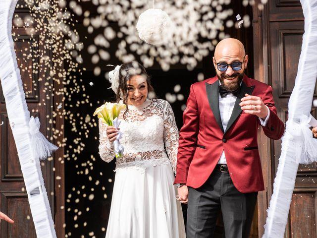 Il matrimonio di Luigi e Carmen a Ancona, Ancona 45