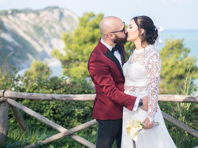 Il matrimonio di Luigi e Carmen a Ancona, Ancona 47