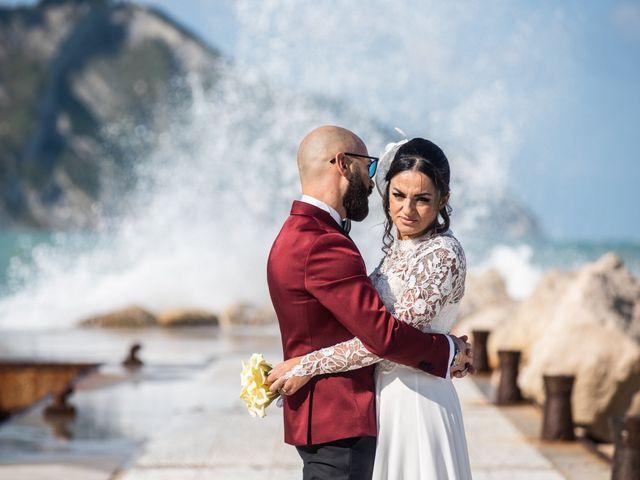 Il matrimonio di Luigi e Carmen a Ancona, Ancona 50