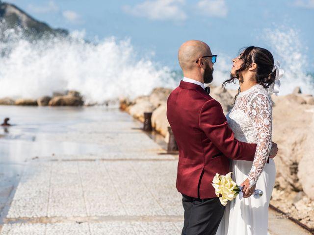 Il matrimonio di Luigi e Carmen a Ancona, Ancona 51