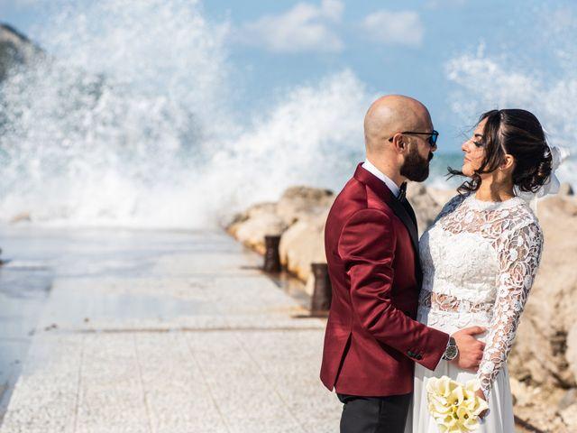 Il matrimonio di Luigi e Carmen a Ancona, Ancona 52