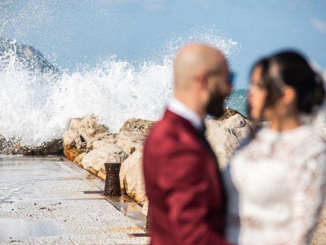 Il matrimonio di Luigi e Carmen a Ancona, Ancona 53
