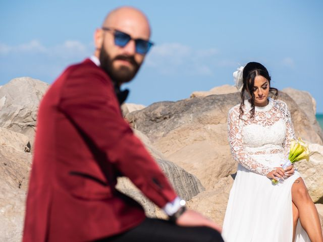 Il matrimonio di Luigi e Carmen a Ancona, Ancona 54