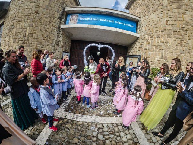 Il matrimonio di Luigi e Carmen a Ancona, Ancona 57
