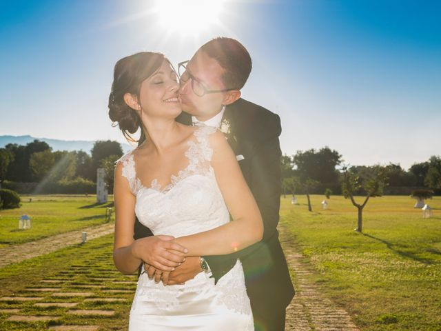 Le nozze di Marilisa e Nicola