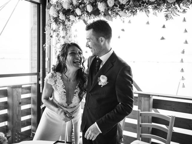 Il matrimonio di Nicolò e Leila a Albarella, Rovigo 10