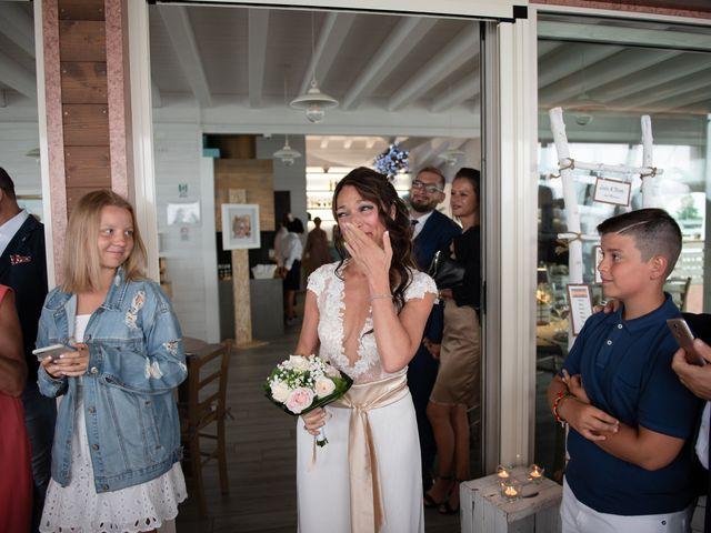 Il matrimonio di Nicolò e Leila a Albarella, Rovigo 15