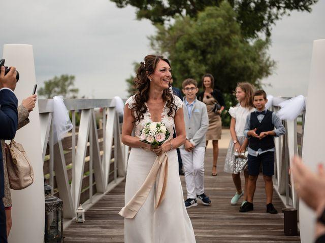 Il matrimonio di Nicolò e Leila a Albarella, Rovigo 18