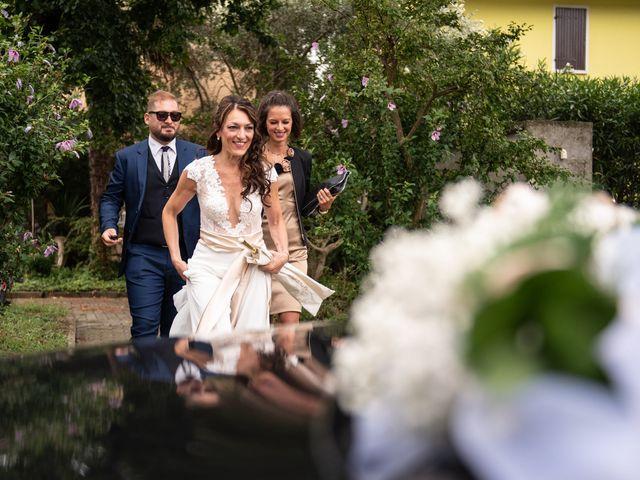 Il matrimonio di Nicolò e Leila a Albarella, Rovigo 24