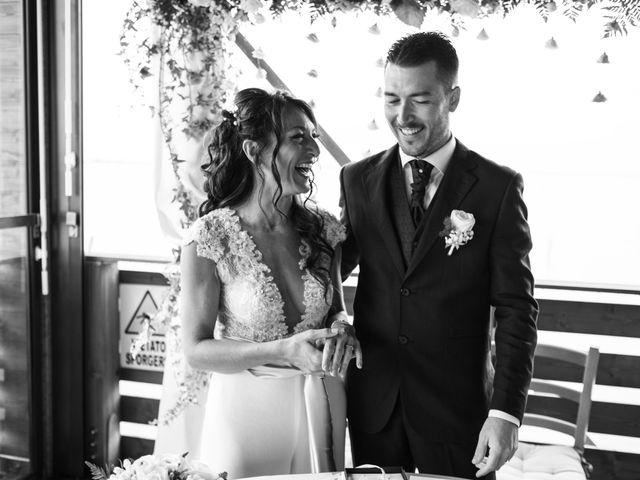Il matrimonio di Nicolò e Leila a Albarella, Rovigo 39