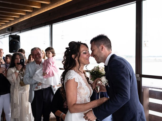 Il matrimonio di Nicolò e Leila a Albarella, Rovigo 41