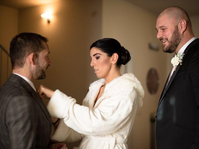 Il matrimonio di Andrea e Irene a San Miniato, Pisa 18