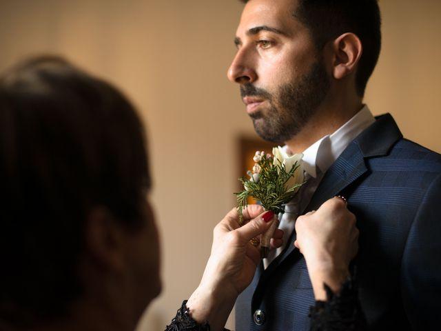 Il matrimonio di Andrea e Irene a San Miniato, Pisa 19