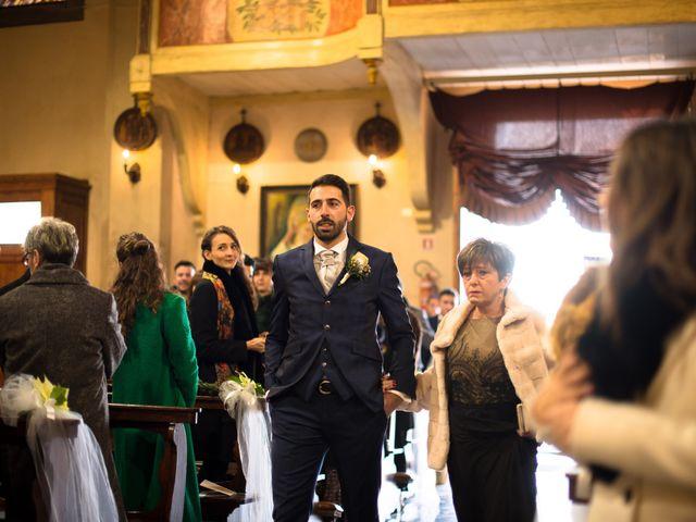 Il matrimonio di Andrea e Irene a San Miniato, Pisa 31