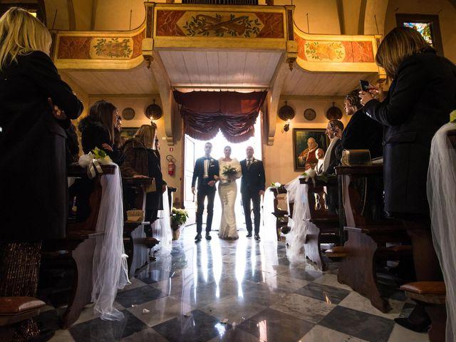 Il matrimonio di Andrea e Irene a San Miniato, Pisa 35