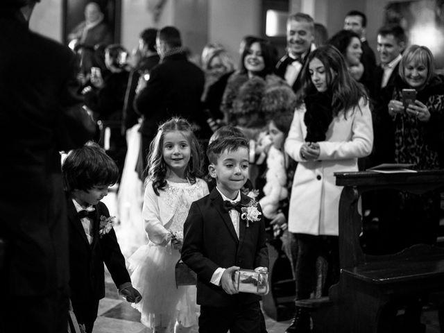 Il matrimonio di Andrea e Irene a San Miniato, Pisa 36