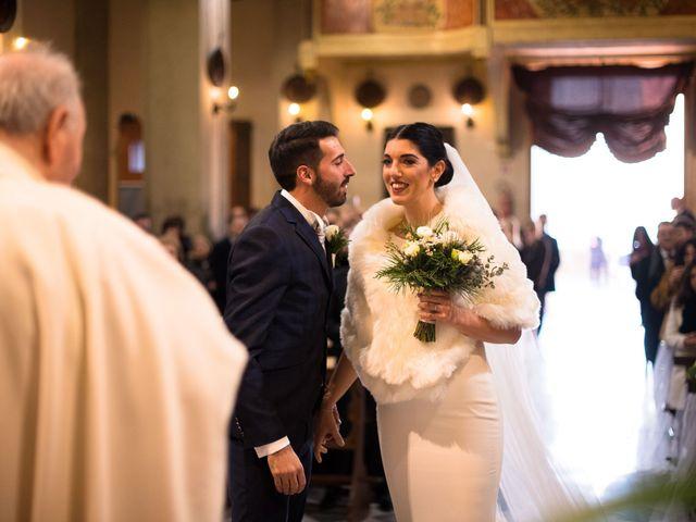Il matrimonio di Andrea e Irene a San Miniato, Pisa 38