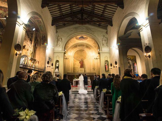 Il matrimonio di Andrea e Irene a San Miniato, Pisa 39