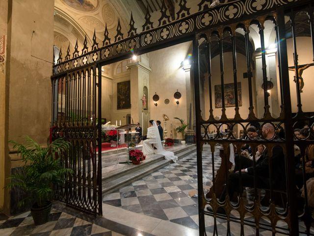 Il matrimonio di Andrea e Irene a San Miniato, Pisa 42