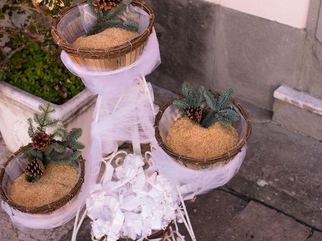 Il matrimonio di Andrea e Irene a San Miniato, Pisa 43