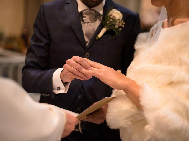 Il matrimonio di Andrea e Irene a San Miniato, Pisa 45