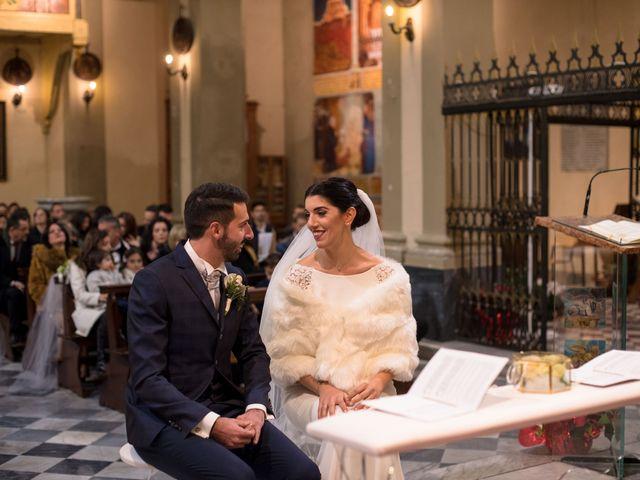 Il matrimonio di Andrea e Irene a San Miniato, Pisa 46