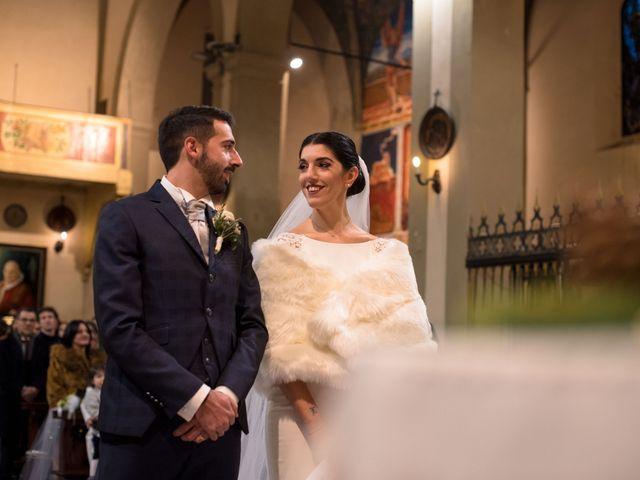 Il matrimonio di Andrea e Irene a San Miniato, Pisa 47
