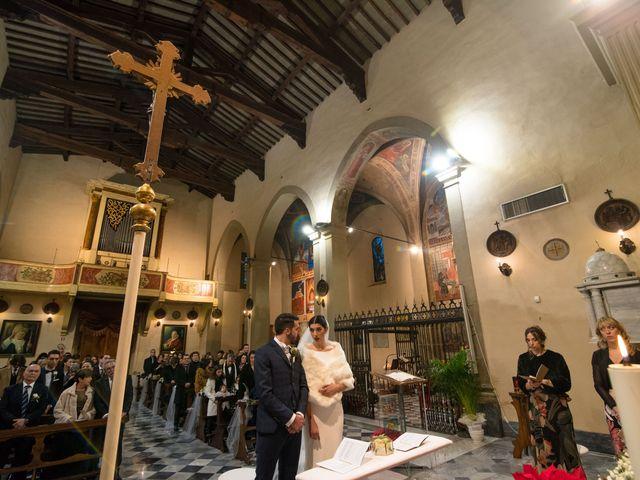 Il matrimonio di Andrea e Irene a San Miniato, Pisa 48