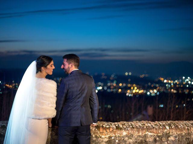 Il matrimonio di Andrea e Irene a San Miniato, Pisa 50