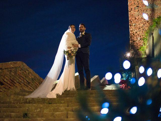 Il matrimonio di Andrea e Irene a San Miniato, Pisa 52