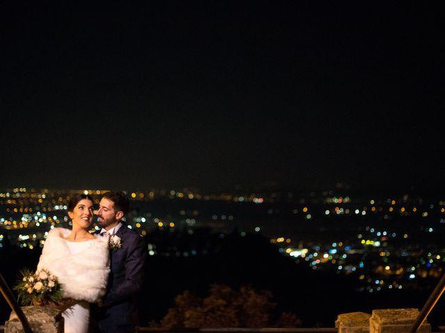 Il matrimonio di Andrea e Irene a San Miniato, Pisa 56