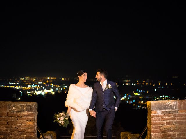Il matrimonio di Andrea e Irene a San Miniato, Pisa 58