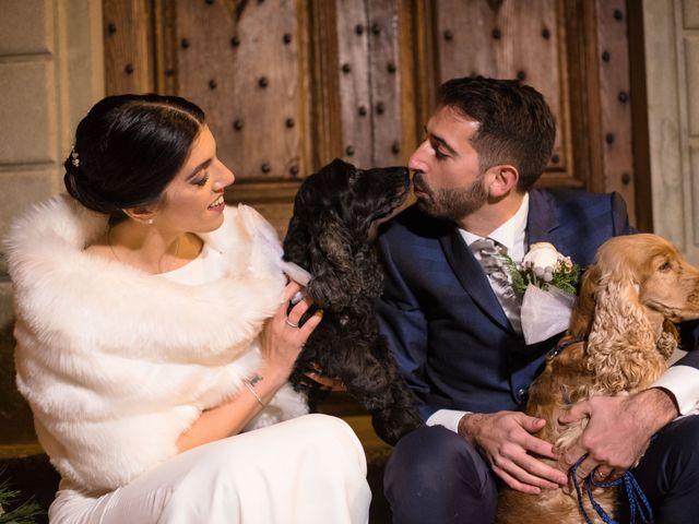 Il matrimonio di Andrea e Irene a San Miniato, Pisa 59