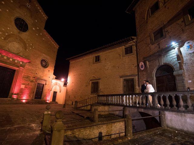 Il matrimonio di Andrea e Irene a San Miniato, Pisa 61