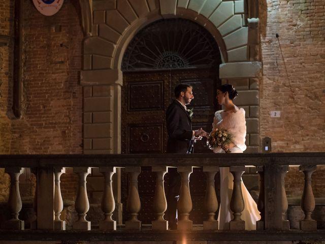 Il matrimonio di Andrea e Irene a San Miniato, Pisa 62