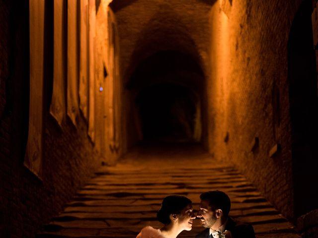Il matrimonio di Andrea e Irene a San Miniato, Pisa 67