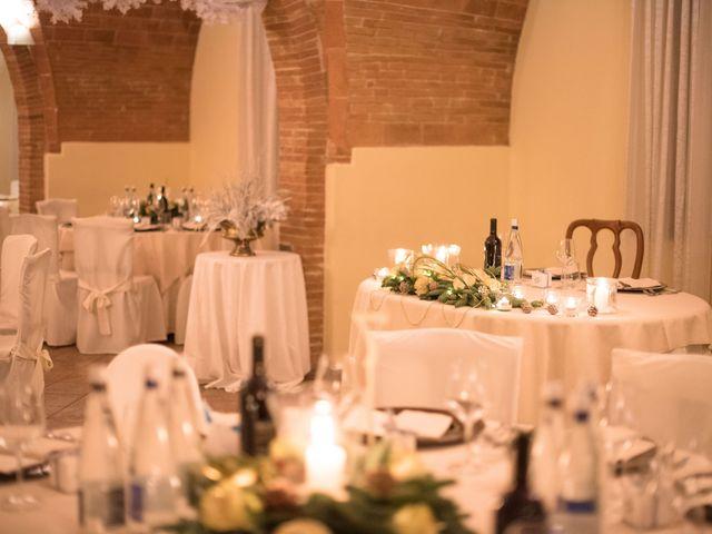 Il matrimonio di Andrea e Irene a San Miniato, Pisa 72