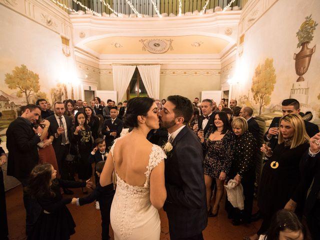 Il matrimonio di Andrea e Irene a San Miniato, Pisa 73