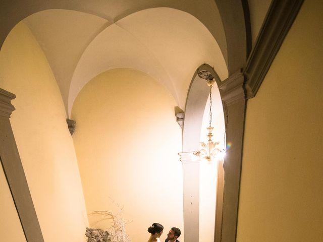 Il matrimonio di Andrea e Irene a San Miniato, Pisa 74