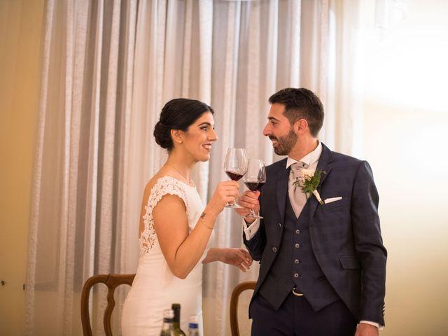 Il matrimonio di Andrea e Irene a San Miniato, Pisa 77