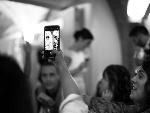 Il matrimonio di Andrea e Irene a San Miniato, Pisa 78