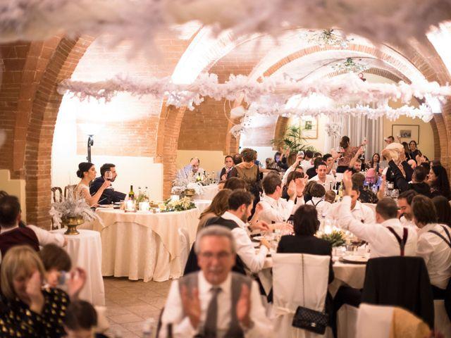 Il matrimonio di Andrea e Irene a San Miniato, Pisa 79