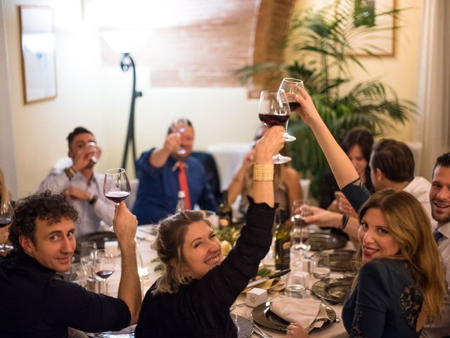 Il matrimonio di Andrea e Irene a San Miniato, Pisa 81