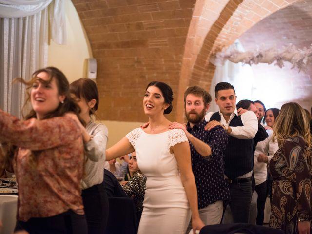Il matrimonio di Andrea e Irene a San Miniato, Pisa 82
