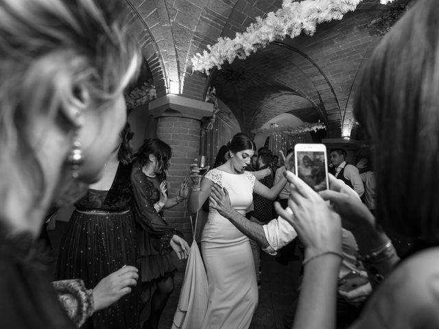 Il matrimonio di Andrea e Irene a San Miniato, Pisa 83