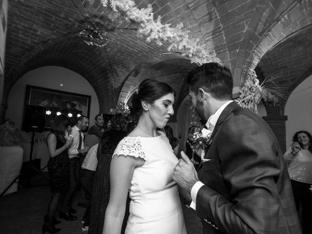 Il matrimonio di Andrea e Irene a San Miniato, Pisa 84