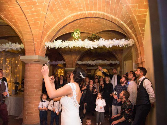 Il matrimonio di Andrea e Irene a San Miniato, Pisa 86