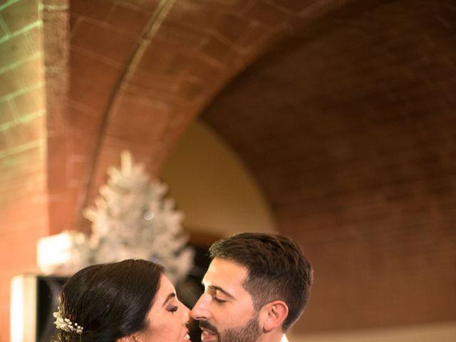 Il matrimonio di Andrea e Irene a San Miniato, Pisa 89