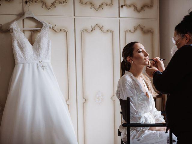Il matrimonio di Antonio e Francesca a Gattatico, Reggio Emilia 5