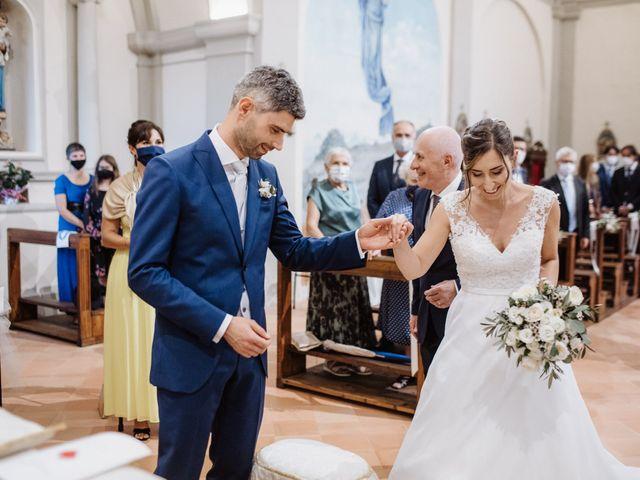 Il matrimonio di Antonio e Francesca a Gattatico, Reggio Emilia 32